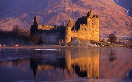 castle-loch-awe